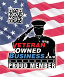 Proud Veteran Owned Business Member Badge