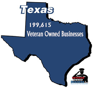 199,615 Texas Veteran Owned Businesses